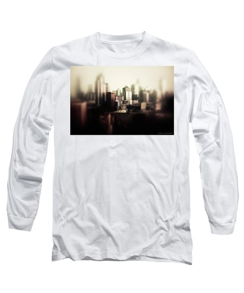 Melbourne Towers Long Sleeve T-Shirt