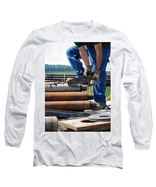 Metal On Metal Long Sleeve T-Shirt