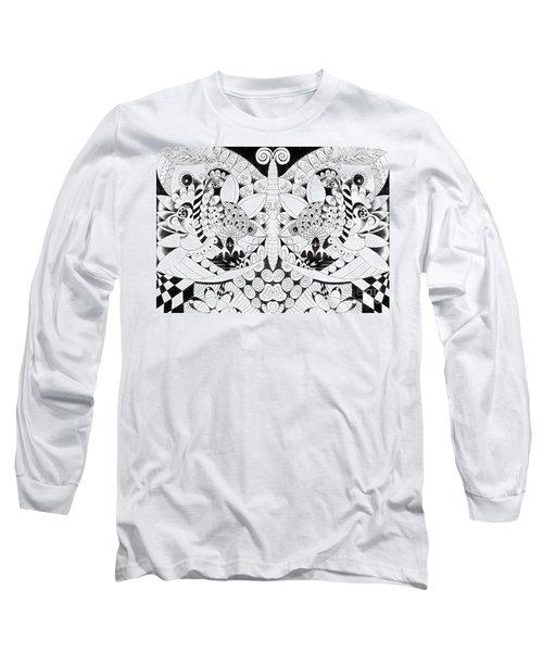 Metamorphosis Arrangement 1 Long Sleeve T-Shirt