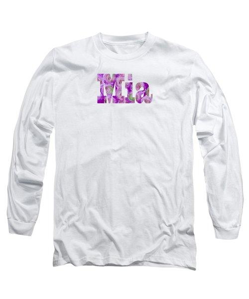 Mia Long Sleeve T-Shirt