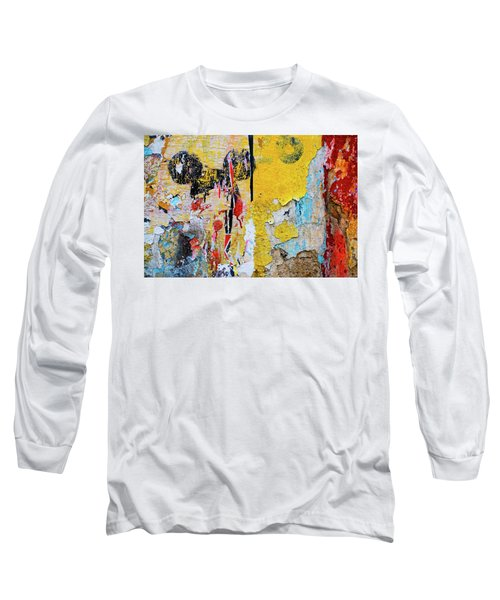 Mickeys Nightmare Long Sleeve T-Shirt
