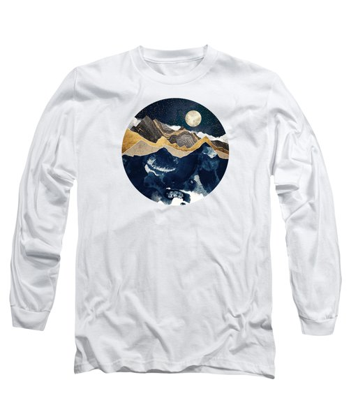 Midnight Winter Long Sleeve T-Shirt