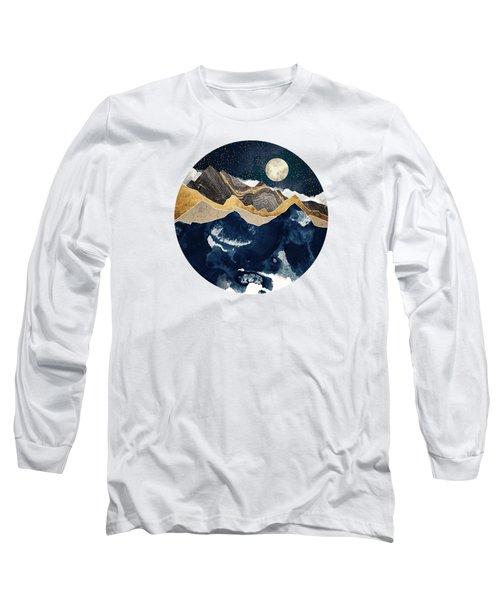 Midnight Winter Long Sleeve T-Shirt