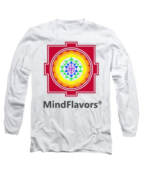 Mindflavors Original Medium Long Sleeve T-Shirt