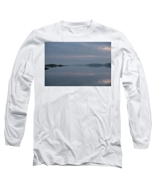 Misty Day Long Sleeve T-Shirt