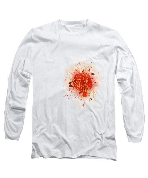 Mom's Spaghetti  Long Sleeve T-Shirt