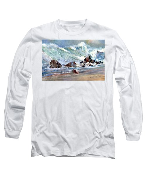 Monster Waves Long Sleeve T-Shirt