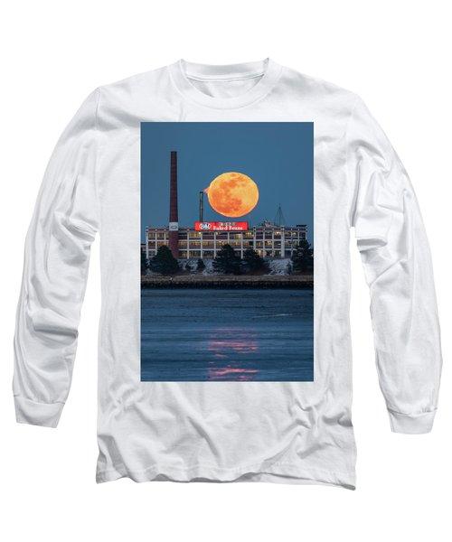 Moon Beans Long Sleeve T-Shirt