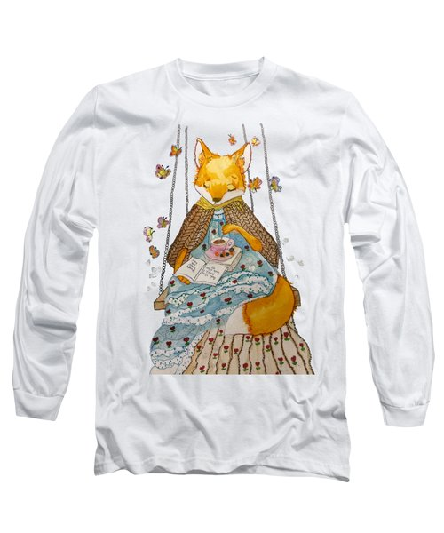 Morgan's Fox Long Sleeve T-Shirt