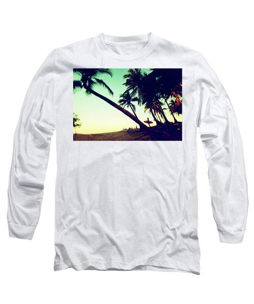 Morning Gaze Long Sleeve T-Shirt