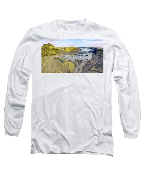 Mountain Glacier Long Sleeve T-Shirt