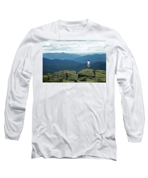 Mountain Top Long Sleeve T-Shirt