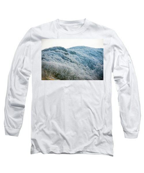 Mountainside Hoarfrost Long Sleeve T-Shirt