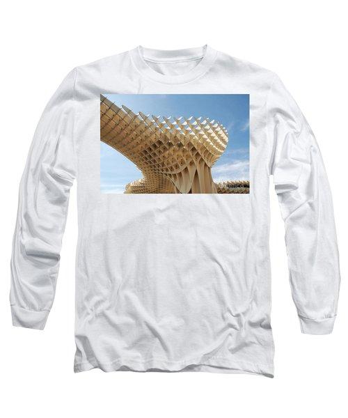 Mushrooms Of Seville Long Sleeve T-Shirt