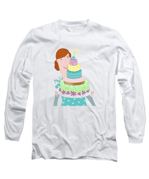 My Happycake Long Sleeve T-Shirt