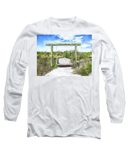 Nature Swing Long Sleeve T-Shirt