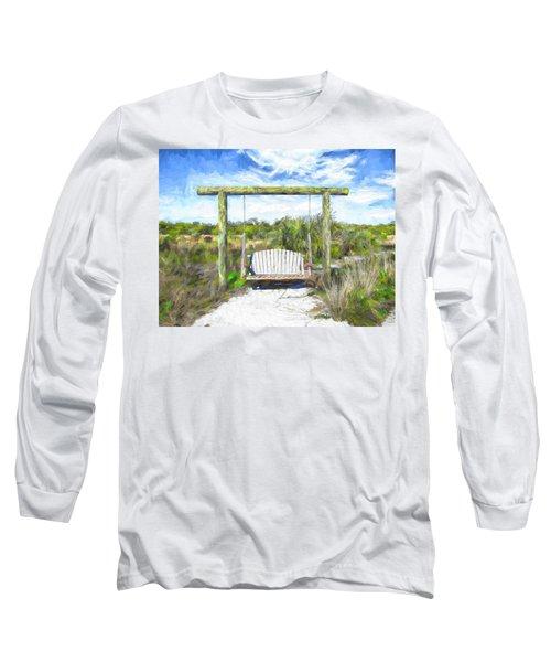 Nature Swing Long Sleeve T-Shirt