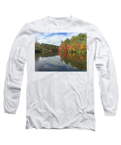Natures Colors Long Sleeve T-Shirt