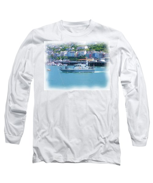 Naval Vessel Long Sleeve T-Shirt