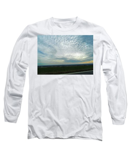 Never Coming Down Long Sleeve T-Shirt