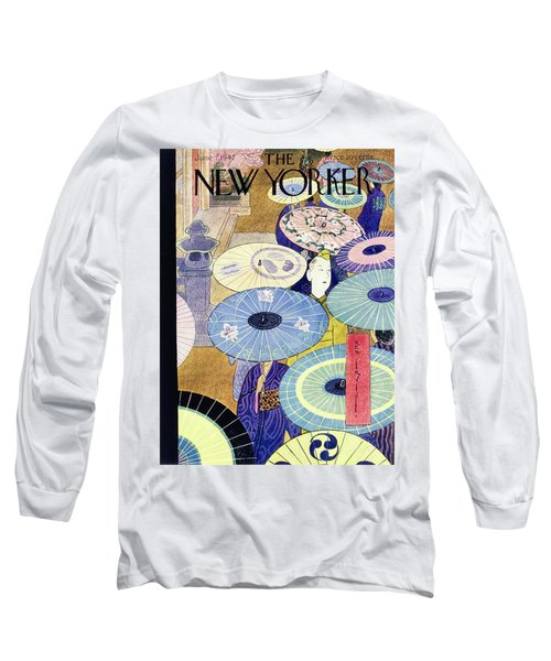 New Yorker June 7th 1947 Long Sleeve T-Shirt