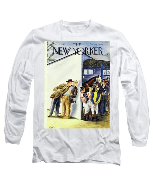 New Yorker May 31st 1947 Long Sleeve T-Shirt