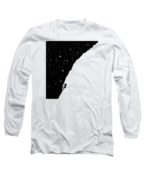 Night Climbing Long Sleeve T-Shirt