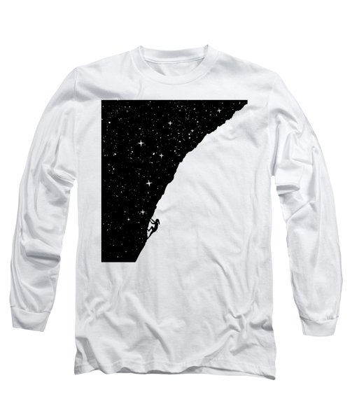 Night Climbing Long Sleeve T-Shirt