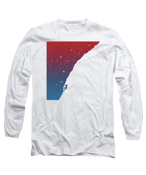 Night Climbing II Long Sleeve T-Shirt