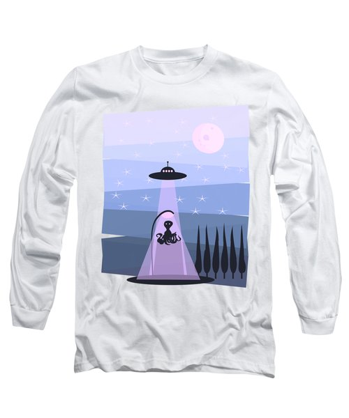 Night Travel  Long Sleeve T-Shirt