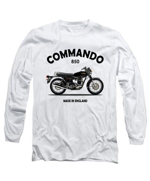 Norton Commando 1974 Long Sleeve T-Shirt
