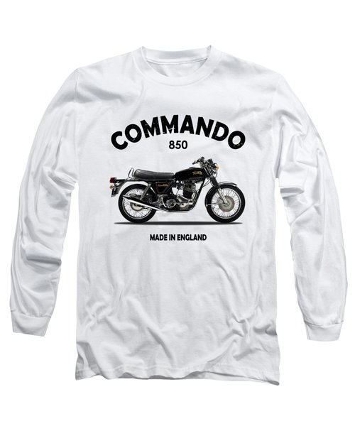 Norton Commando 1974 Long Sleeve T-Shirt