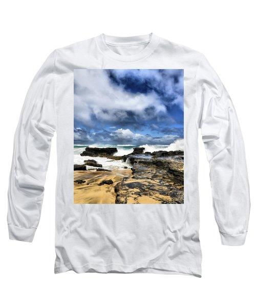 Oahu Shoreline Long Sleeve T-Shirt