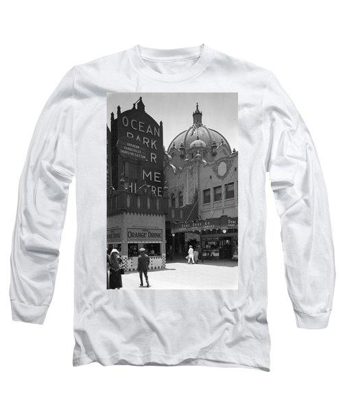 Ocean Park Pier 1920 Long Sleeve T-Shirt