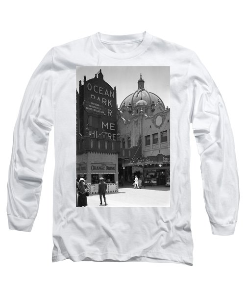 Ocean Park Pier 1920 Long Sleeve T-Shirt
