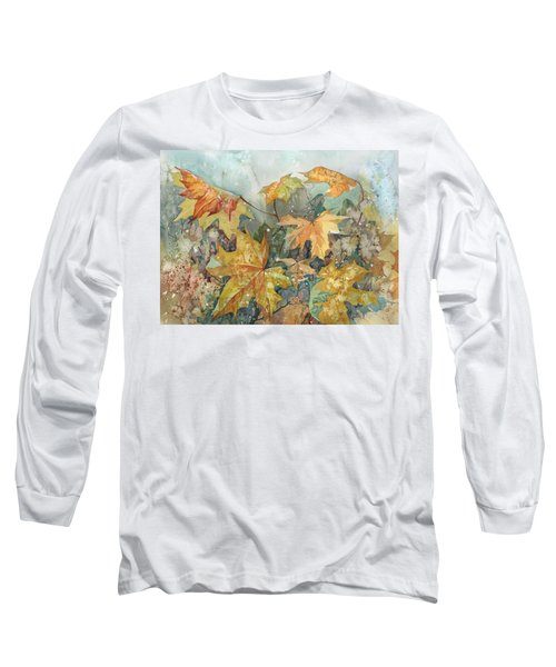 October Wind Long Sleeve T-Shirt