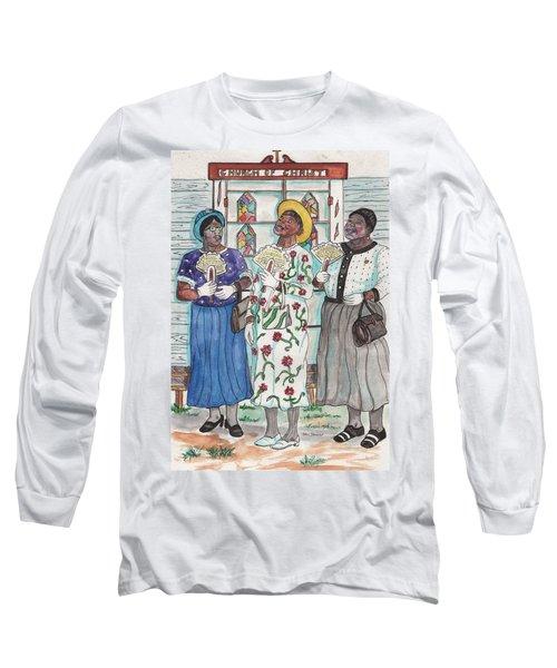 Oh, Sweet Jesus Long Sleeve T-Shirt