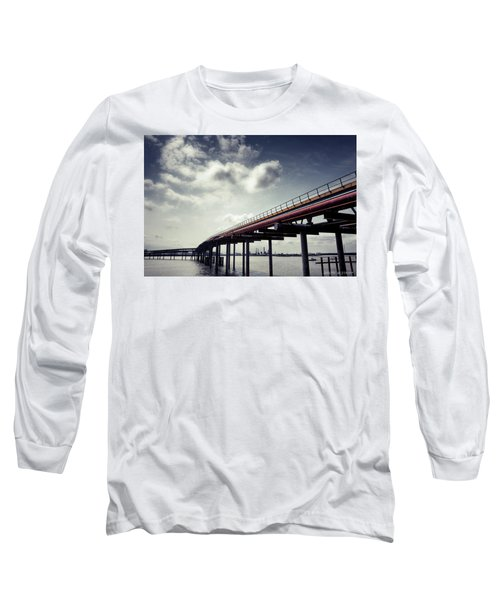 Oil Bridge Long Sleeve T-Shirt