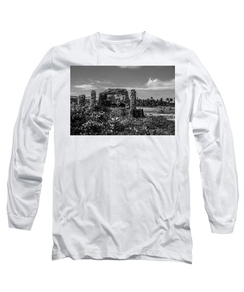 Old Brick Oven Long Sleeve T-Shirt