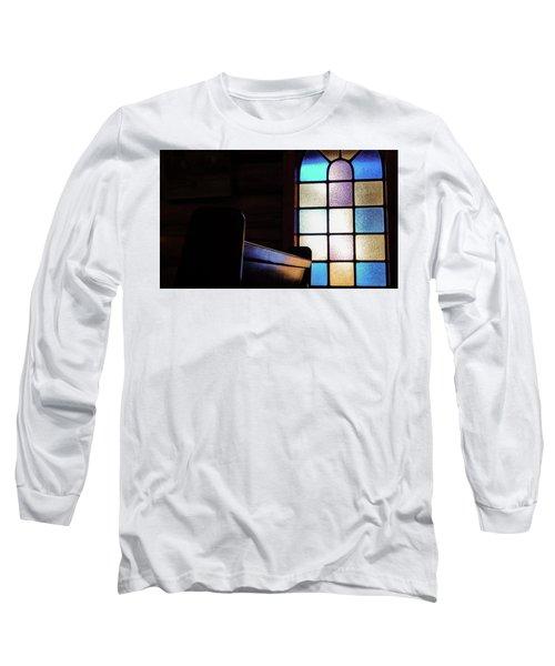 Old Church Long Sleeve T-Shirt