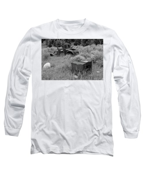 Old Hudson Long Sleeve T-Shirt