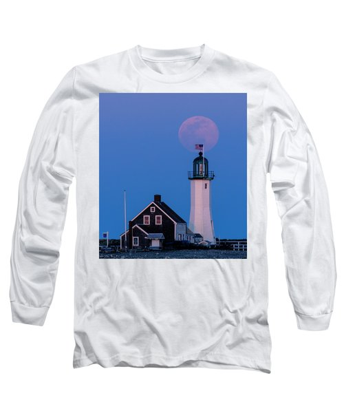 Old Scituate Light Long Sleeve T-Shirt