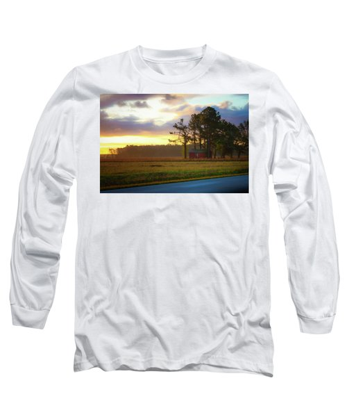 Onc Open Road Sunrise Long Sleeve T-Shirt
