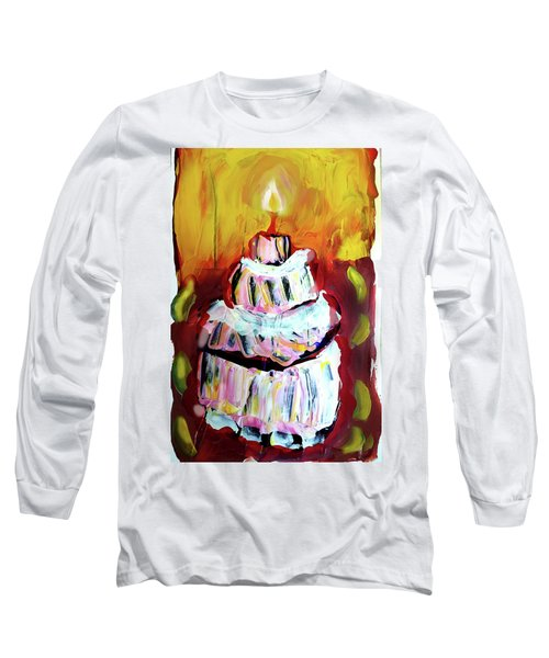 One Candle Long Sleeve T-Shirt