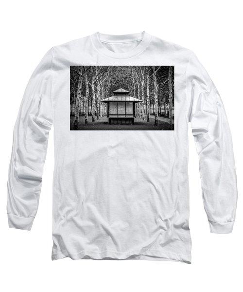 Pagoda Long Sleeve T-Shirt