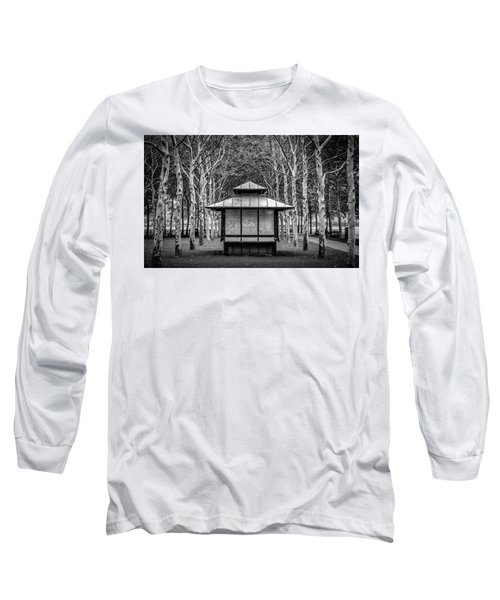 Pagoda Long Sleeve T-Shirt