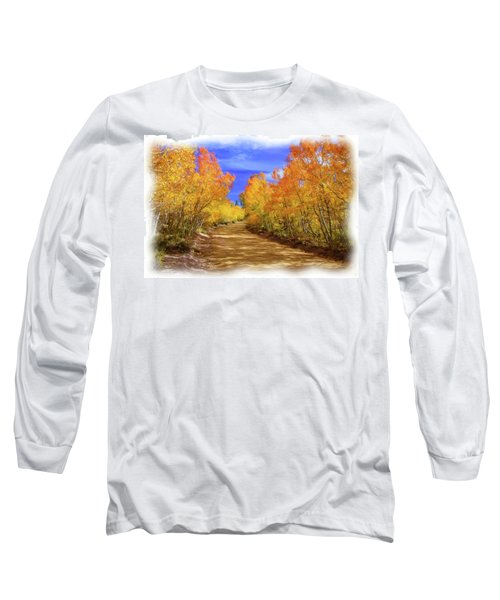 Painted Aspens Long Sleeve T-Shirt