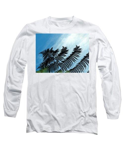 Palms Flying High Long Sleeve T-Shirt