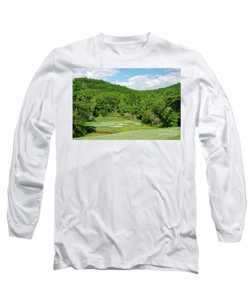 Par 3 Hole 16 Long Sleeve T-Shirt