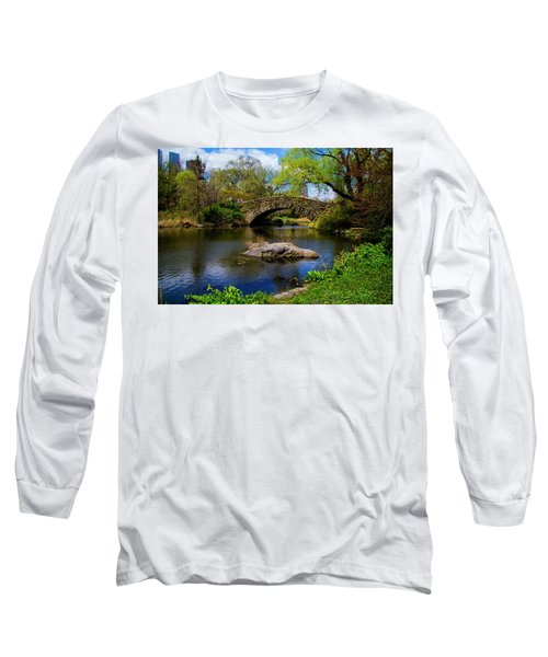 Park Bridge2 Long Sleeve T-Shirt
